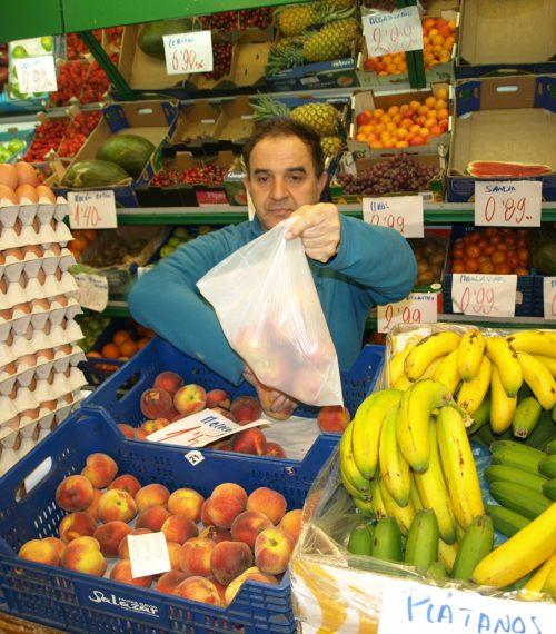 frutería alberto legumbres Fernando